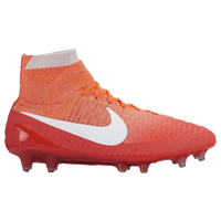 Nike Magista Obra FG - Women's - Orange / White