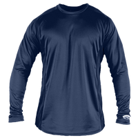 Rawlings Base Layer T-Shirt - Men's - Navy / Navy