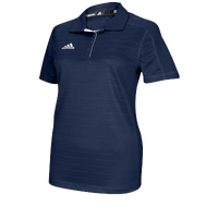 adidas Climalite Team Select Polo - Women's - Navy / Navy
