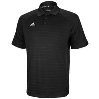 adidas Climalite Team Select Polo - Men's - Black / Black