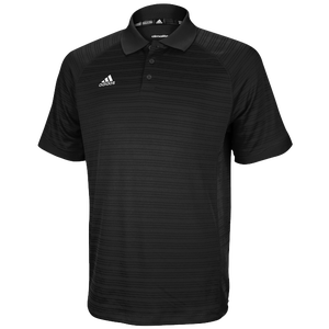 adidas Climalite Team Select Polo - Men's - Black/White