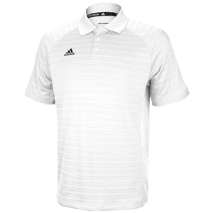 adidas Climalite Team Select Polo - Men's - White