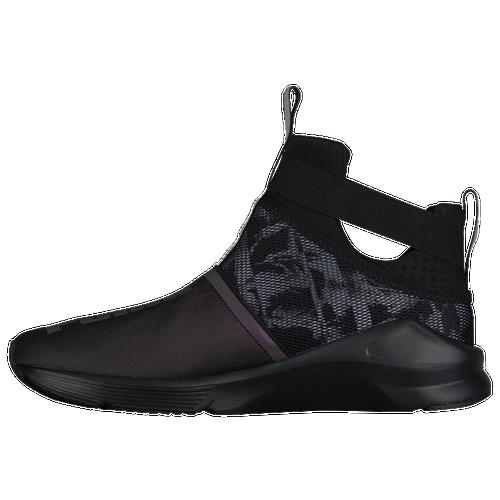 puma suede grey womens boots