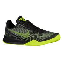 Nike Kobe Mentality 2 - Men's -  Kobe Bryant - Black / Light Green
