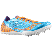 Saucony Endorphin MD 4 - Women's - Light Blue / Purple