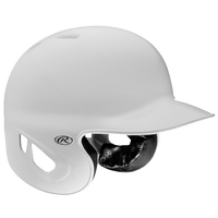 Rawlings S90PA Performance Rated Batting Helmet - Men's - White / White