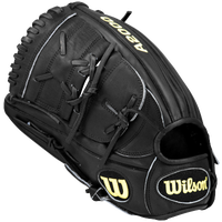 Wilson A2000 CK22 Fielder's Glove - Men's - Black / Yellow