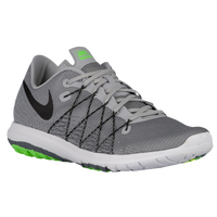 Nike Flex Fury 2 - Men's - Grey / Black