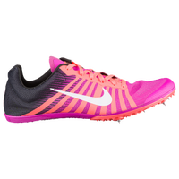 Nike Zoom D - Men's - Pink / Black