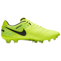 Nike Tiempo Legend VI FG - Men's - Light Green / Black