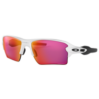 Oakley Flak Jacket 2.0 XL Sunglasses - White / Black