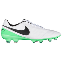 Nike Tiempo Legacy II FG - Men's - White / Black