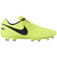 Nike Tiempo Legacy II FG - Men's - Light Green / Black