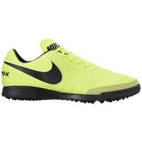 Nike Tiempo Mystic V TF - Men's - Light Green / Black