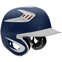 Rawlings S80X2J Performance Rated Batting Helmet - Men's - Navy / White