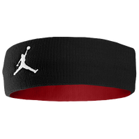 Jordan Jumpman Headband - Adult - Black / Red