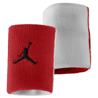 Jordan Jumpman Wristband - Adult - Red / White