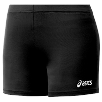 "ASICS� 4"" Court Short - Women's - All Black / Black"