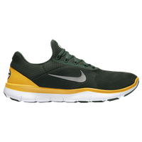 Nike Free Trainer V7 - Men's - Green Bay Packers - Green / Grey