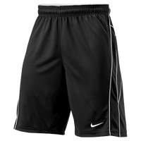 Nike Lax Vapor Short - Men's - Black / White