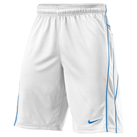 Nike Lax Vapor Shorts - Men's - White / Blue