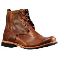 "Timberland City 6"" Zip Boots - Men's - Brown / Brown"