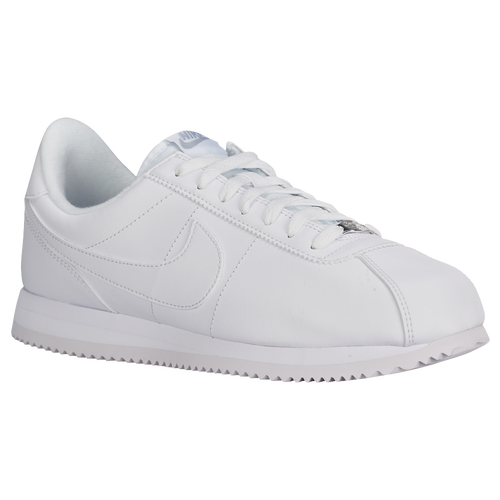 durable service Nike Cortez - Men's - Running - Shoes - White/Wolf Grey/