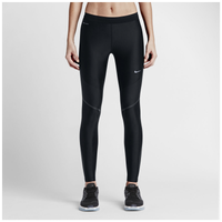 Nike Dri-FIT Hyper Power Speed Tights - Women's - Black / Silver