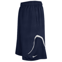 Nike Team Woven Practice Shorts - Men's - Navy / White