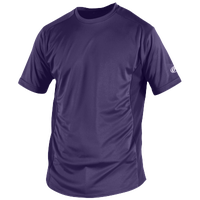 Rawlings Base Layer T-Shirt - Men's - Purple / Purple
