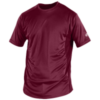 Rawlings Base Layer T-Shirt - Men's - Maroon / Maroon