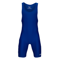 ASICS� Solid Modified Singlet - Men's - Blue / Blue