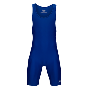 ASICS� Solid Modified Singlet - Men's - Royal