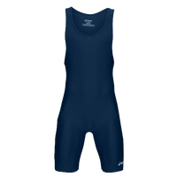 ASICS� Solid Modified Singlet - Men's - Navy / Navy