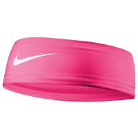 Nike Fury Headband 2.0 - Women's - Pink / White