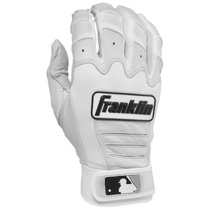Franklin CFX Pro Batting Gloves - Men's - Pearl/White