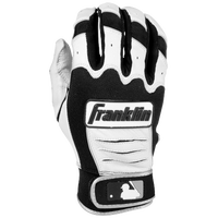 Franklin CFX Pro Batting Glove - Men's - White / Black