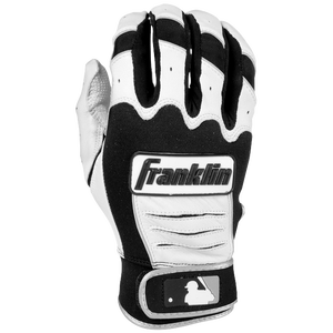 Franklin CFX Pro Batting Gloves - Men's - Pearl/Black