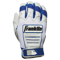 Franklin CFX Pro Batting Gloves - Men's - Blue / Off-White
