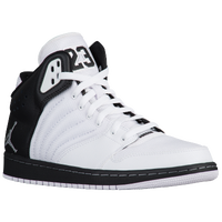 Jordan 1 Flight 4 - Men's - Black / Grey