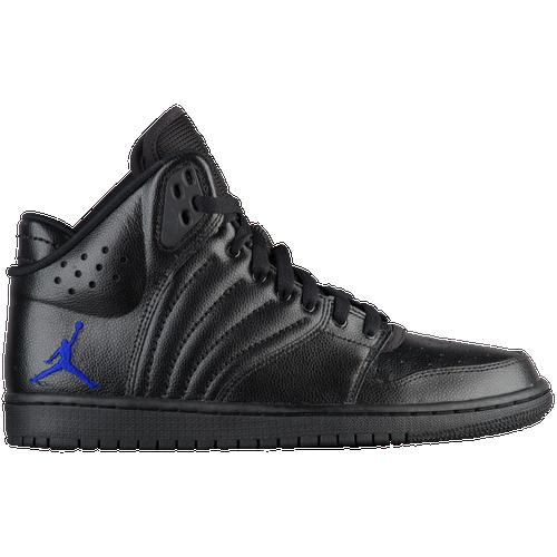 jordan 1 flight 4 men 39 s basketball shoes black concord. Black Bedroom Furniture Sets. Home Design Ideas