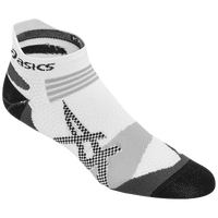 ASICS® Kayano Single Tab Socks - White / Grey