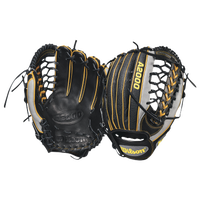 Wilson A2000 KP92 Fielder's Glove - Men's - Black / Grey