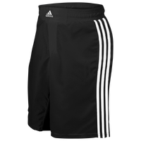 adidas Grappling Shorts - Men's - Black / Grey