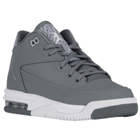 Jordan Flight Origin 3 - Boys' Grade School - Grey / White