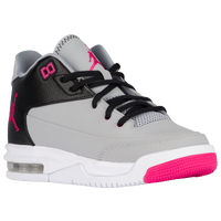 Jordan Flight Origin 3 - Girls' Grade School - Grey / Black