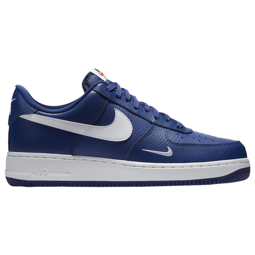 Nike Blue And White Wrestling Shoes