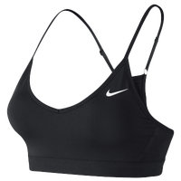 Nike Pro Indy Bra - Women's - All Black / Black