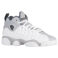 Jordan Jumpman Team II - Boys' Grade School - White / Black