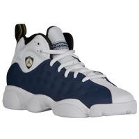 Jordan Jumpman Team II - Boys' Grade School - Navy / White